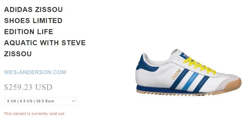 Life Aquatic' Shoes