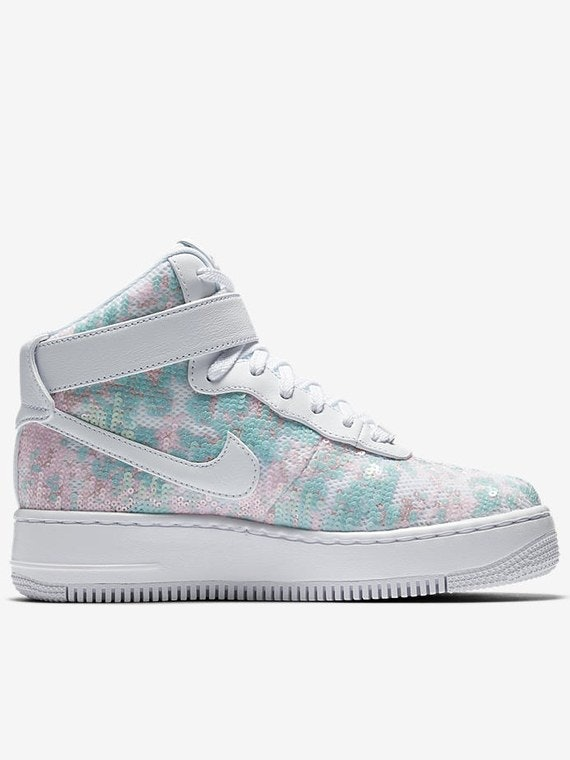 Sneakers New Force 1 Upstep Were Mermaids Hi Nike's Air Made With Lx rBCxdoeW