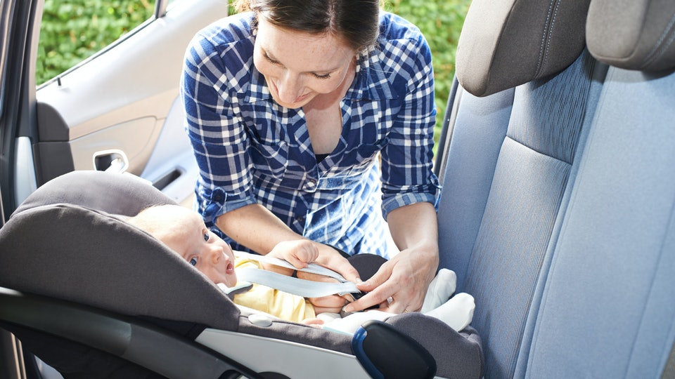 7 Myths About Car Seats That Experts Want You To Ignore
