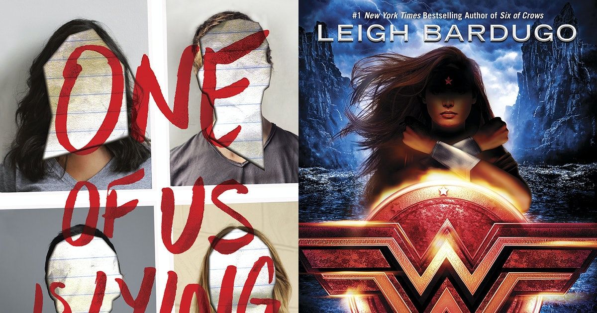 15 New YA Books Out In Summer 2017 You Need To Read Before The Season Is Over