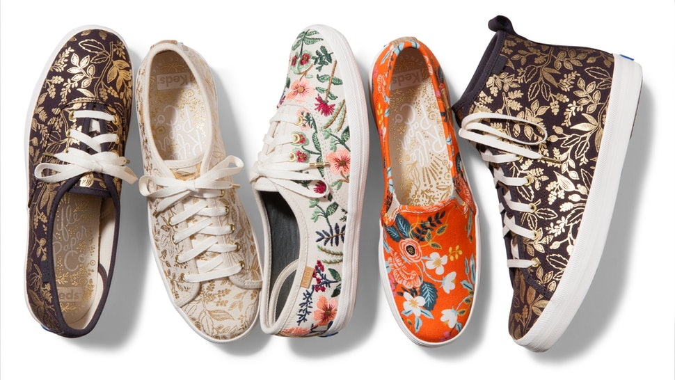 5263d954d72 Photos Of Keds  New Rifle Paper Co Collection Will Make You Want A Pair ASAP