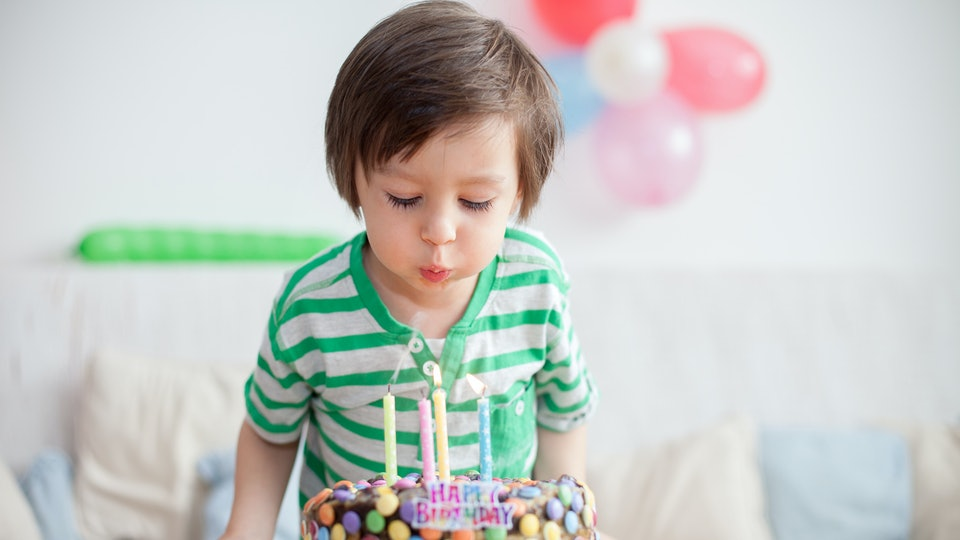 Science Just Ruined Birthday Cake Forever Were Basically Scarred