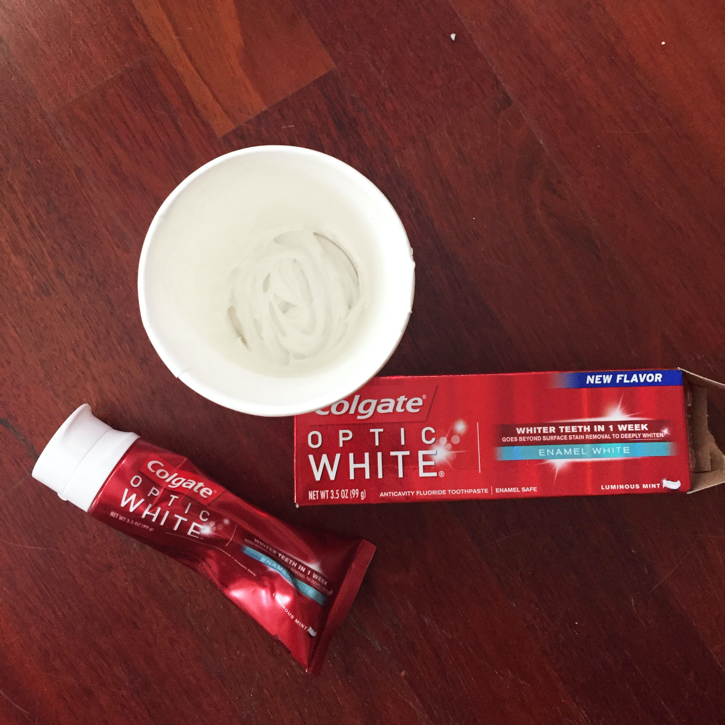 I Tried The Toothpaste Pregnancy Test It Worked Sort Of