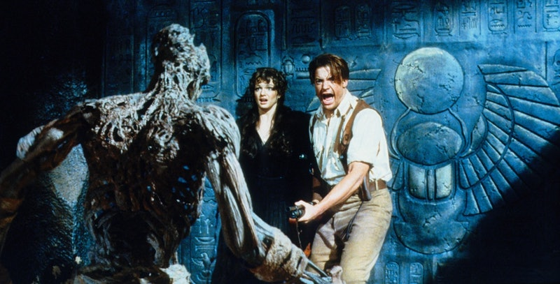 13 Absurd 'The Mummy' Moments From The Original Movie