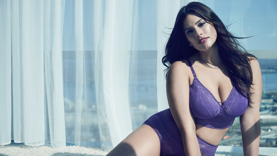 8da30000005 What s In Ashley Graham s New Addition Elle Collection  The  Purple Rain   Line Amps Up The Sexy