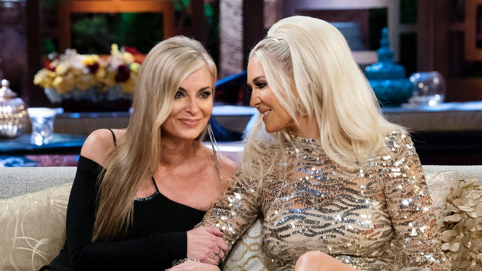 Was Eileen Fired From Real Housewives Of Beverly Hills Camilles