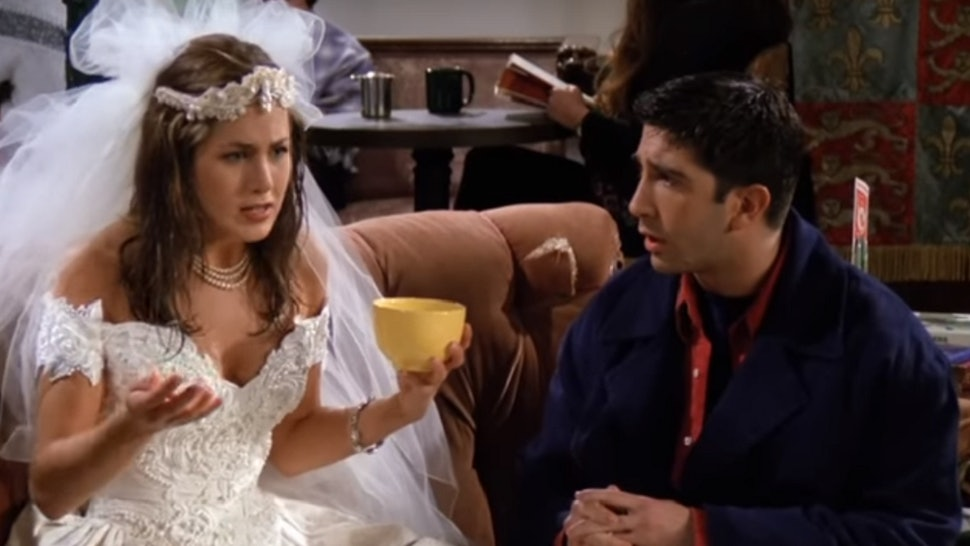 This Friends Fan Theory About Rachel Green Will Make You Second