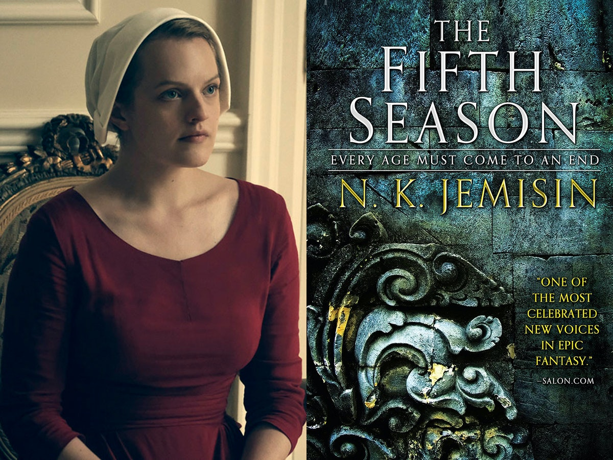 """15 Feminist Novels That Need To Be TV Shows, Because Season 2 Of """"Handmaid's Tale"""" Can't Come Fast Enough"""