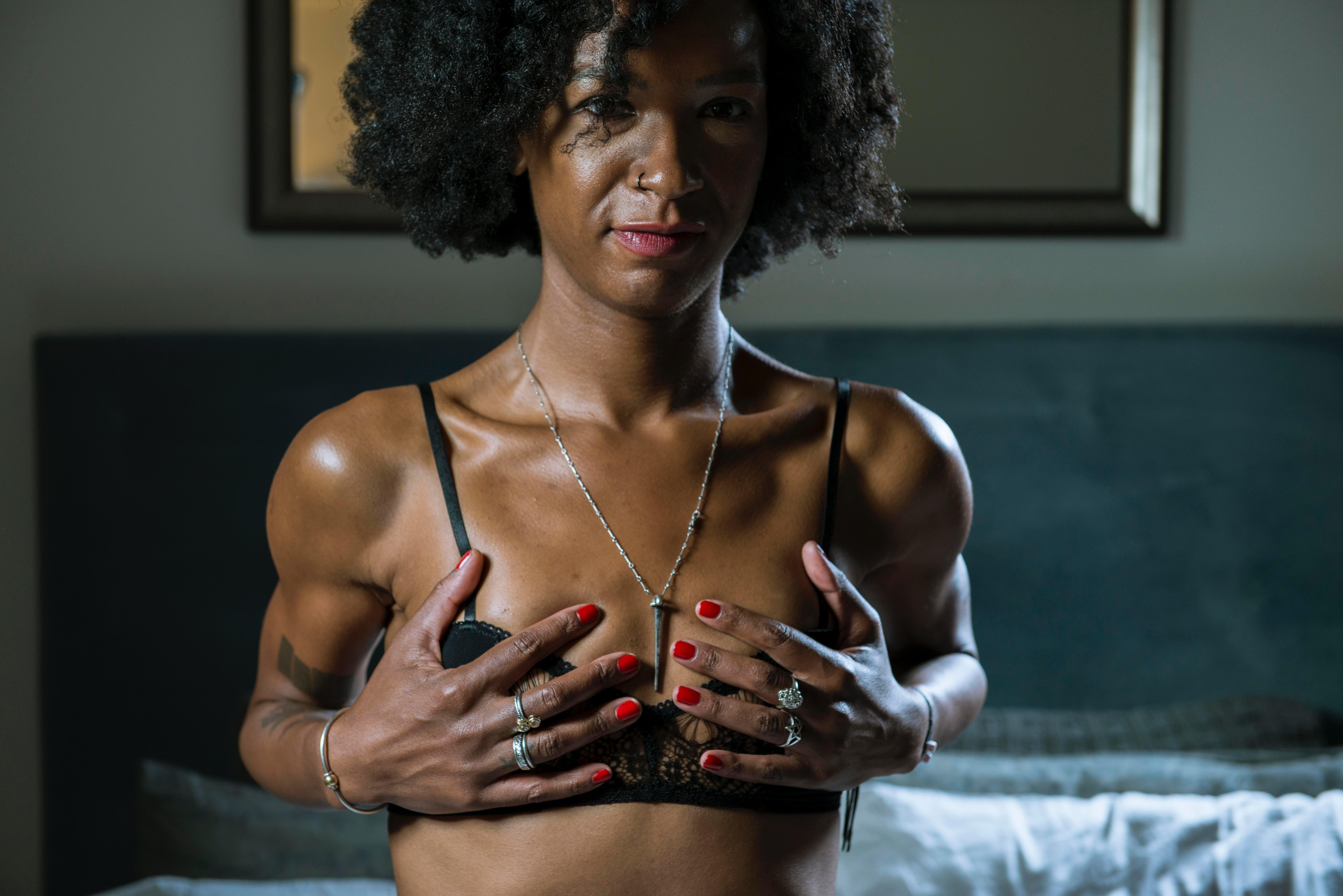 Women preparing them for sex