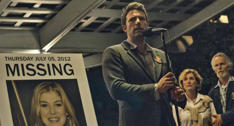 Is Gone Girl Based On The Laci Peterson Murder The Two Cases Share Some Major Similarities