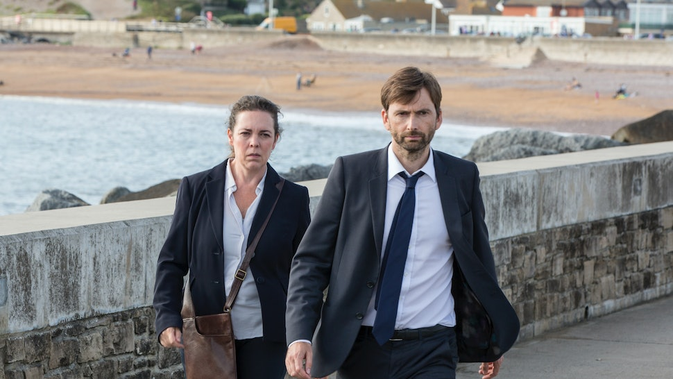 Broadchurch' Won't Return For Season 4, But The Crime Drama Is