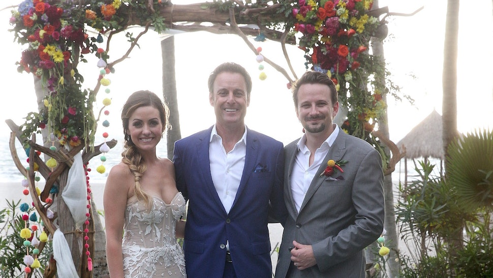 Carly And Evan Wedding.Carly S Bridesmaids Evan S Groomsmen Represented Bachelor Nation