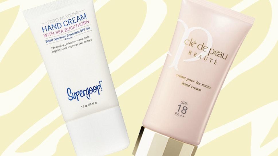 3e4949f232e The 7 Best Hand Creams With SPF