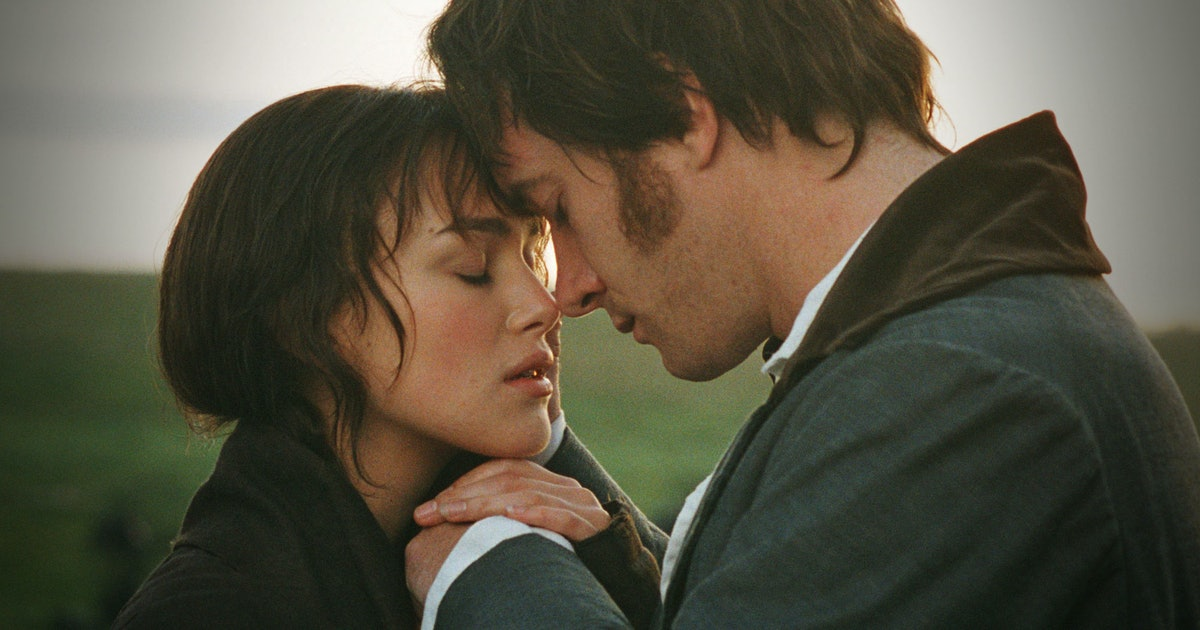 how is love presented in pride and prejudice