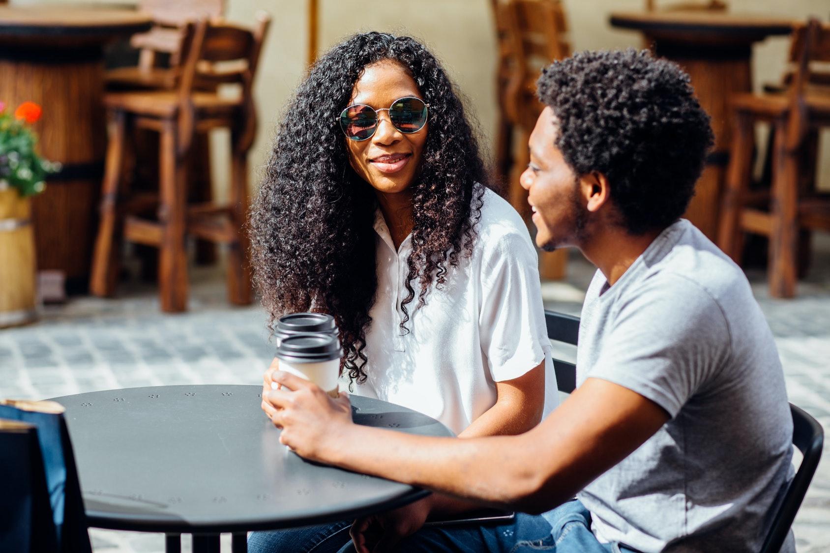 Behavior mirroring dating