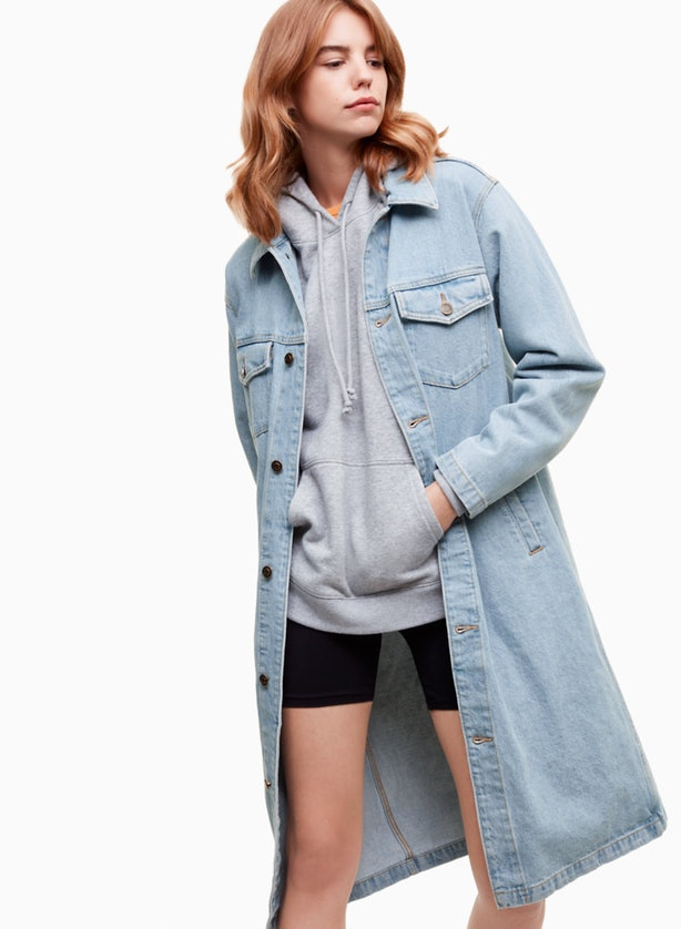 30 Oversized Denim Jackets That Make The Perfect Addition ...