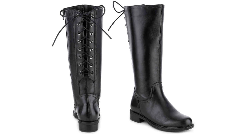 b7b1034c71c0 27 Boots For Wide Calves That You ll Actually Want To Wear