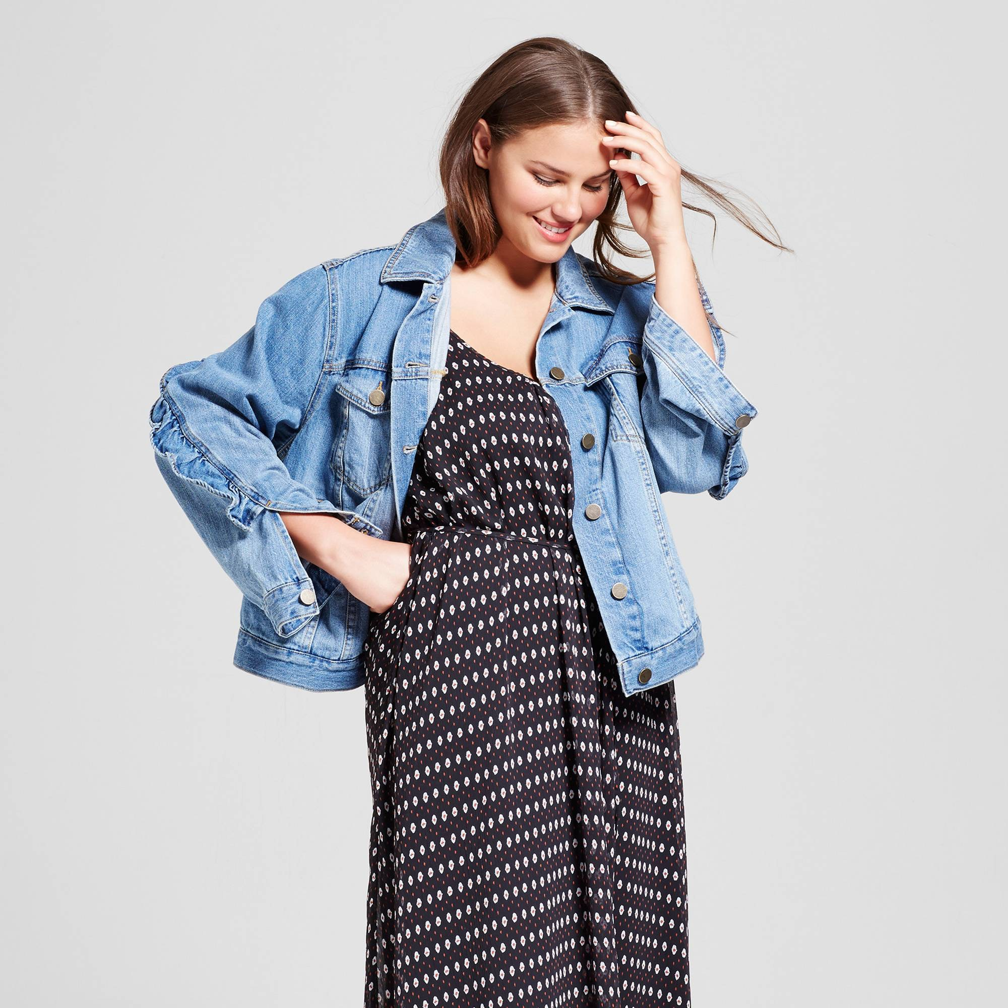 2bdda6d95 30 Oversized Denim Jackets That Make The Perfect Addition To Any ...