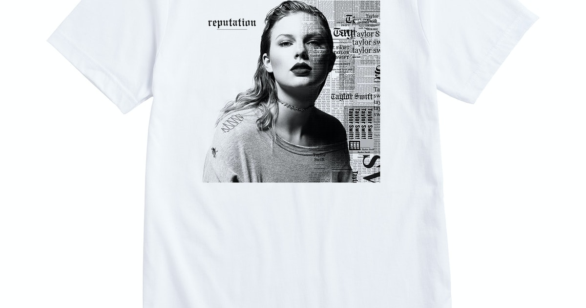 Taylor Swift S Reputation Merch Is Full Of Snakes Kanye West References