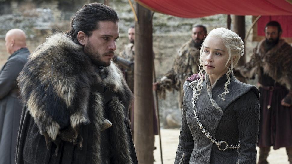 نتيجة بحث الصور عن There's An Answer To Jon And Dany's Incest Problem In Game Of Thrones
