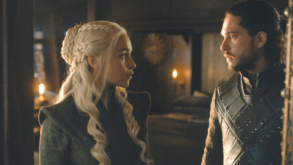 Is Dany Pregnant With Jon Snow S Baby On Game Of Thrones Season 8 May See Her Mothering More Than Dragons