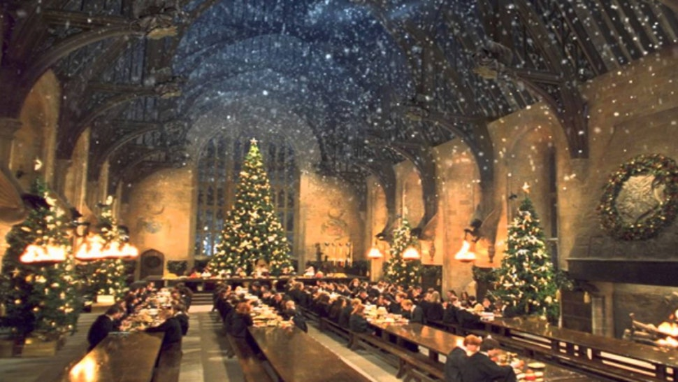 Christmas Harry Potter.New Details About Christmas At Wizarding World Of Harry Potter Will