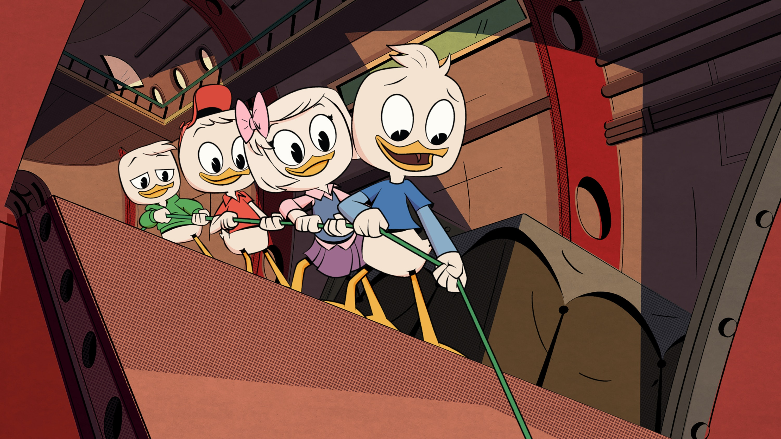 Webby Vanderquack Has A Bigger Role In The 'DuckTales