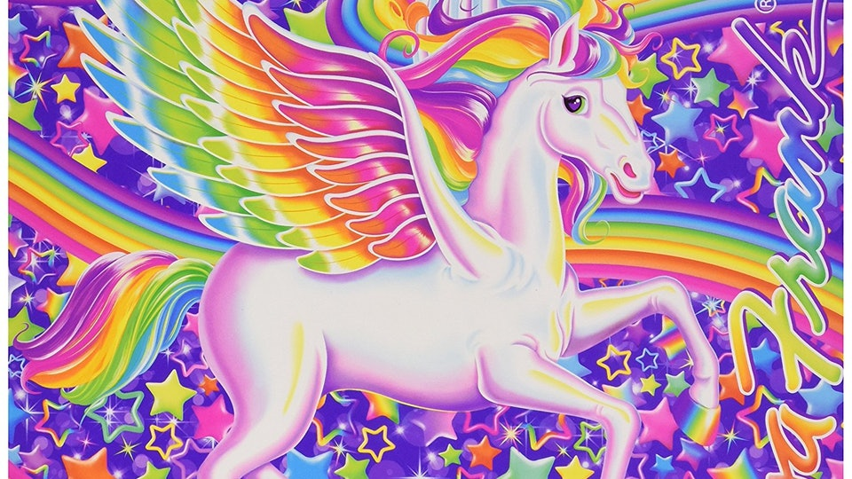 12 Lisa Frank Back To School Items That Will Melt Your '90s
