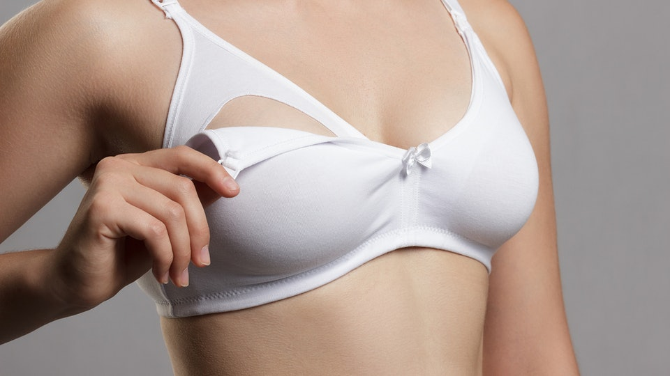 d67d4727ad 6 Nursing Bras That Grow With Your Ever-Changing Postpartum Boobs
