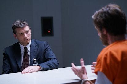 A still from 'Manhunt: Unabomber.'