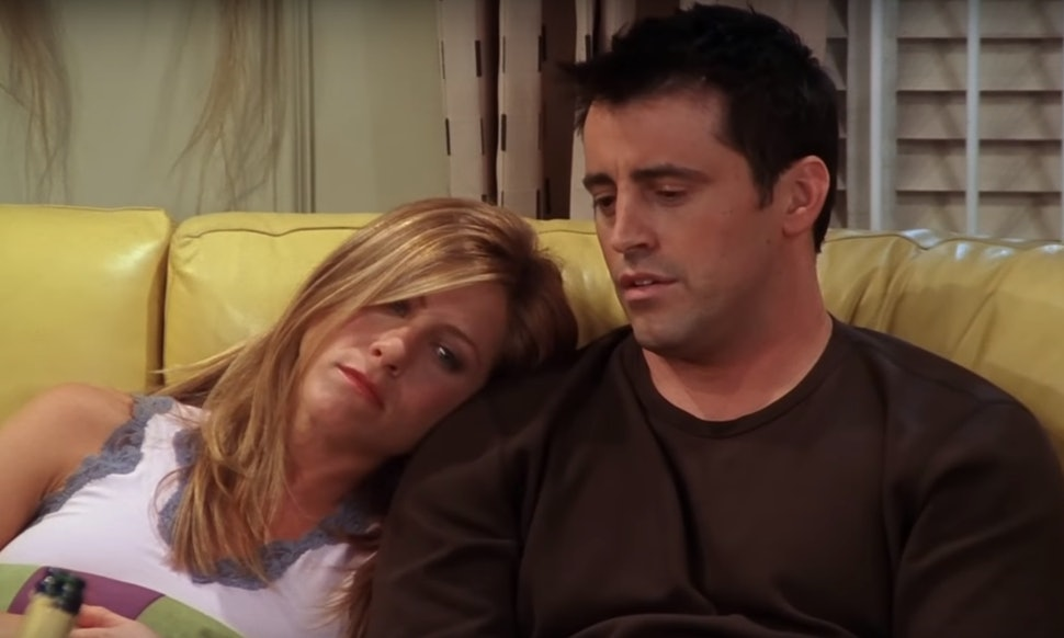 This Friends Fan Really Believes In Joey And Rachel Even If No