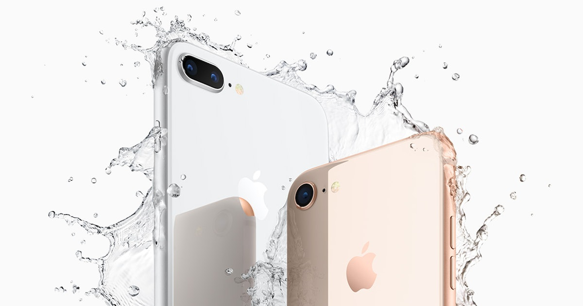 Is The Iphone 8 Waterproof Apple Still Lags Behind Samsung