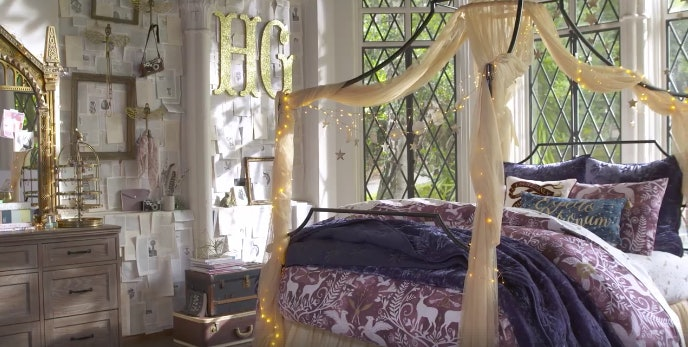 PBteenu0027s Harry Potter Collection Has Everything Your Nerdy Adult Bedroom  Needs