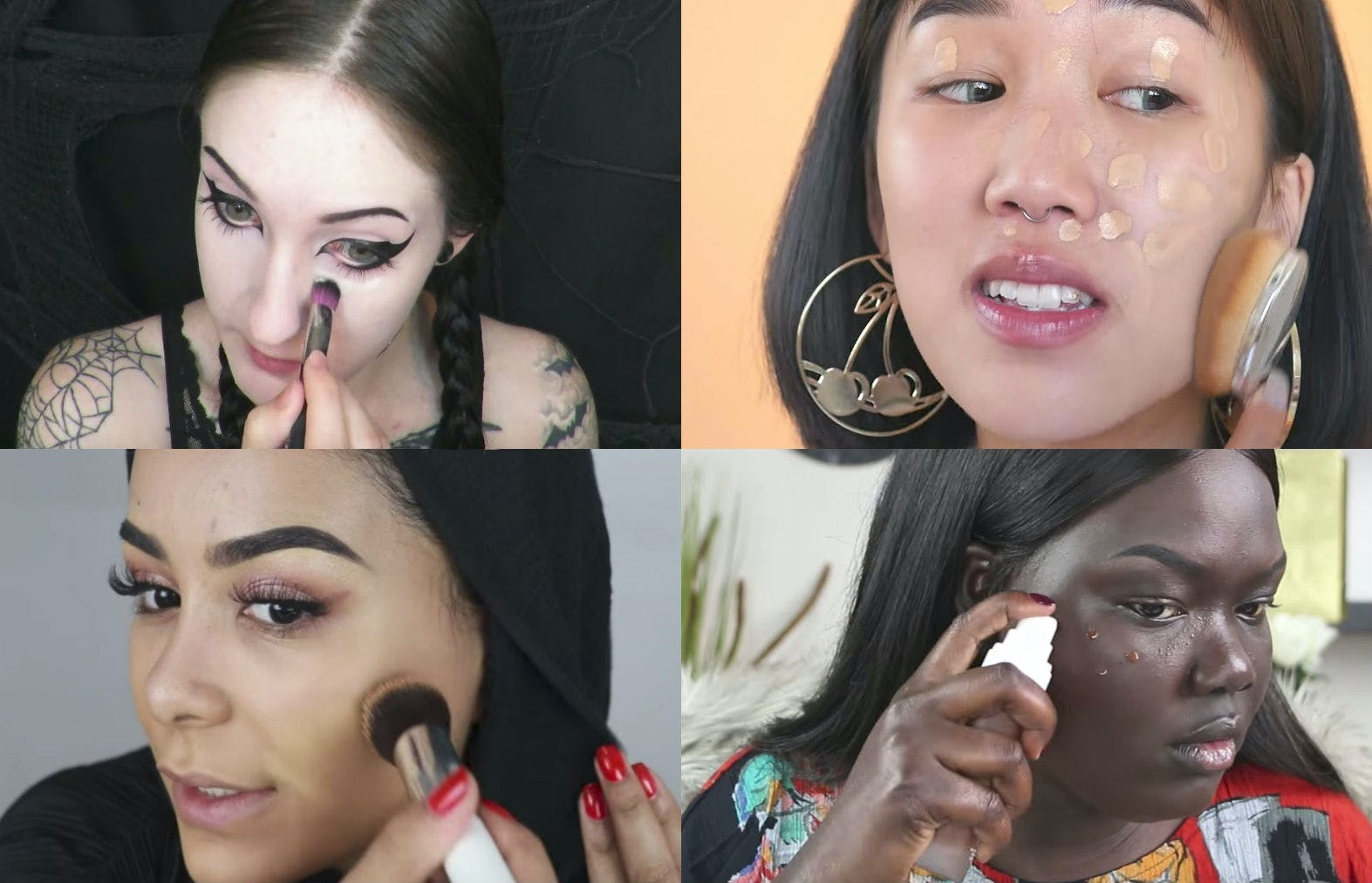 These 40 Fenty Beauty Pro Filt R Foundation Reviews Show How Inclusive The Shade Range Is