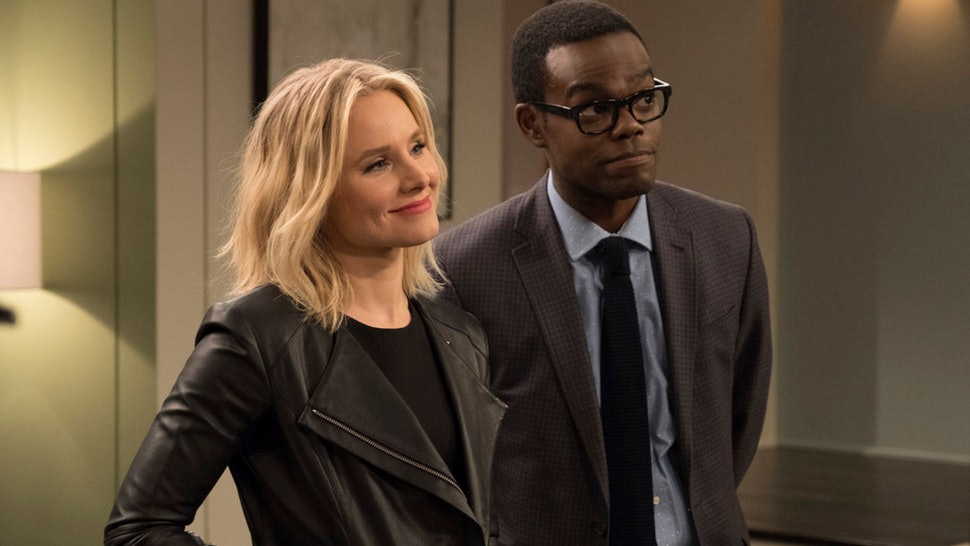 Are Eleanor & Chidi Really Soulmates On 'The Good Place