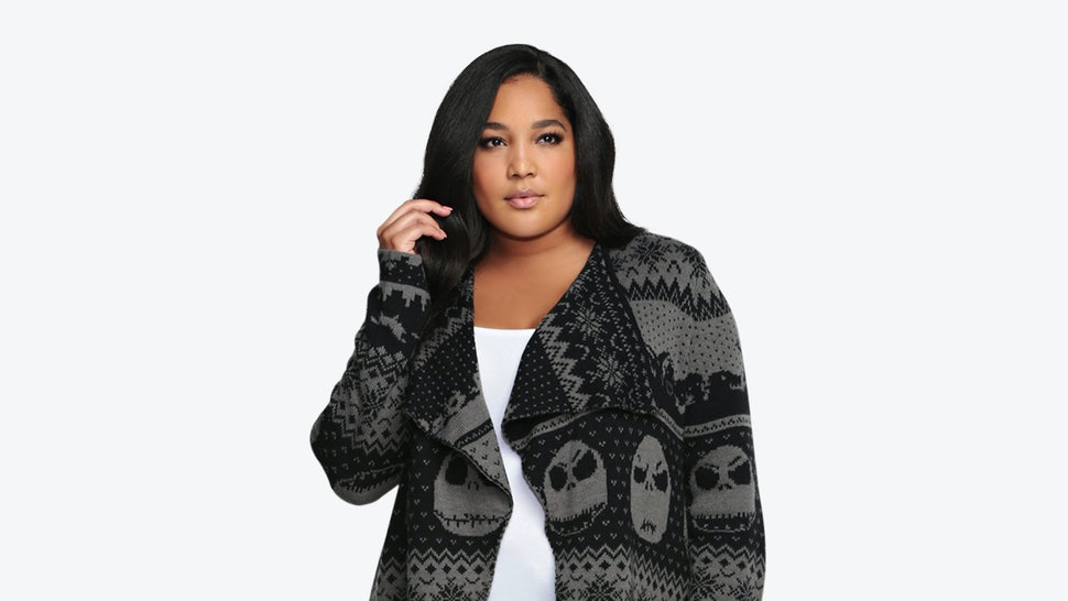 fada14849d46 Torrid s  Nightmare Before Christmas  Collection Is Here To Get You In The  Holiday Spirit