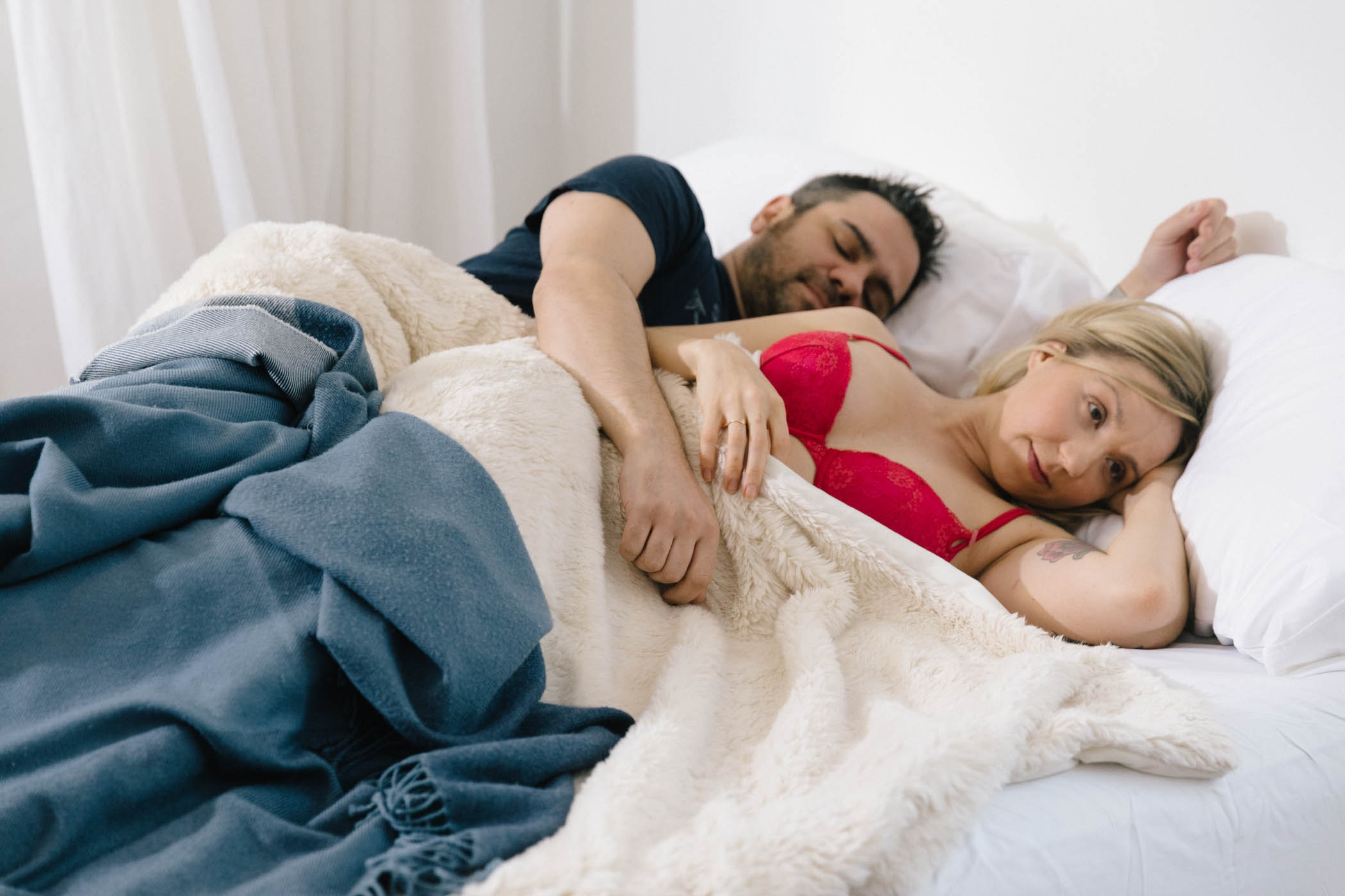 Lower abdominal pain during sexually active pregnancy