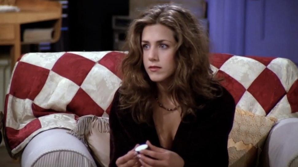 Jennifer Aniston Hair Friends Season 6 - Jennifer Aniston ...