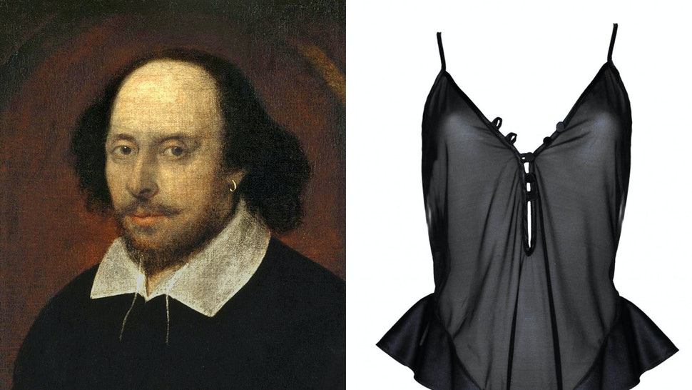 c0c7ab13e095 7 Shakespeare-Inspired Lingerie Sets If You're In The Market For Something  To Make Hamlet Blush