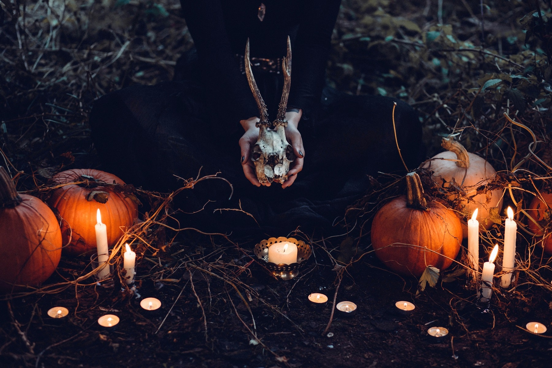 Superb 12 Scary Halloween Party Ideas To Give Your Guests A Spook ...