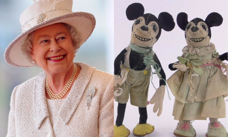 Queen Elizabeth IIs Childhood Dolls Just Sold At Auction Honestly They Might Give You Nightmares