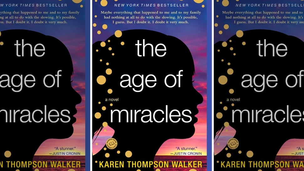 So Have You Actually Read Walkers >> The Age Of Miracles Is The Dystopian Book You Need To Read Even If