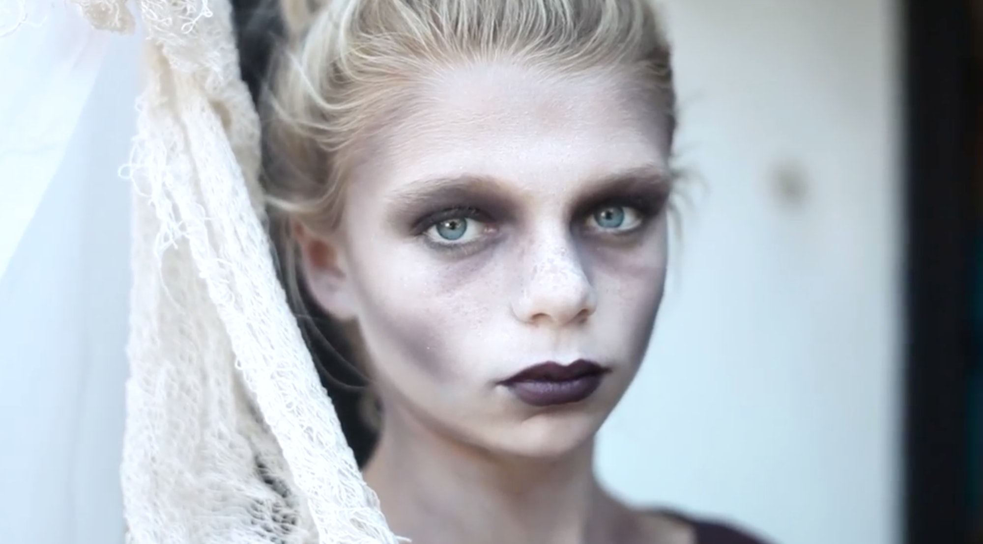 Non,Scary Zombie Halloween Makeup For Kids, So They Don\u0027t
