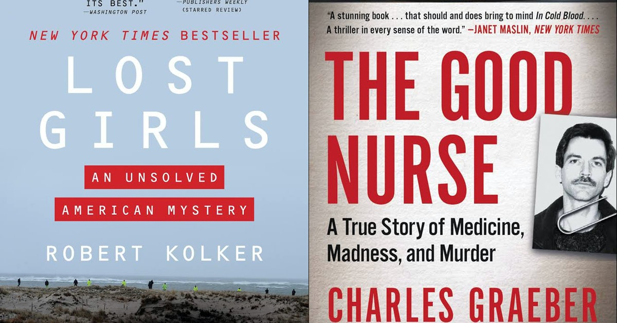9 Terrifying True Crime Books Released In The Last Decade