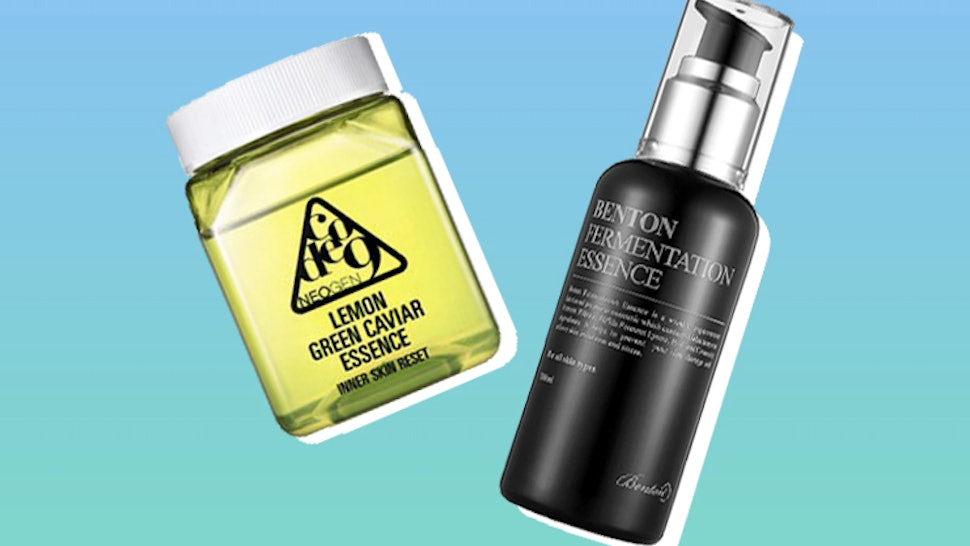 The 9 Best Korean Essences