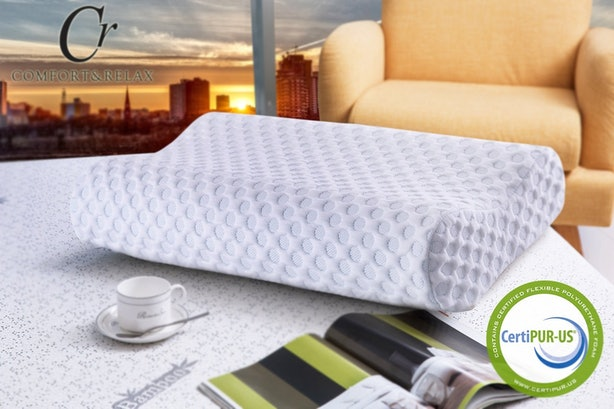 memory beyond foam from gel most comforter bed buy pillows pillow bath comfortable jumbo viscofresh