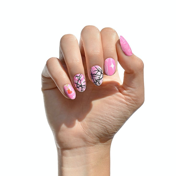 Sleeping Beauty Nails: These Disney-Inspired Mani Wraps Will Help You Nail Your