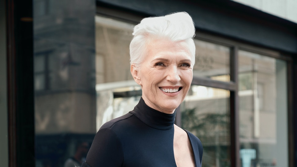 Maye Musk Is The Newest CoverGirl & It's A Win For Age Inclusion