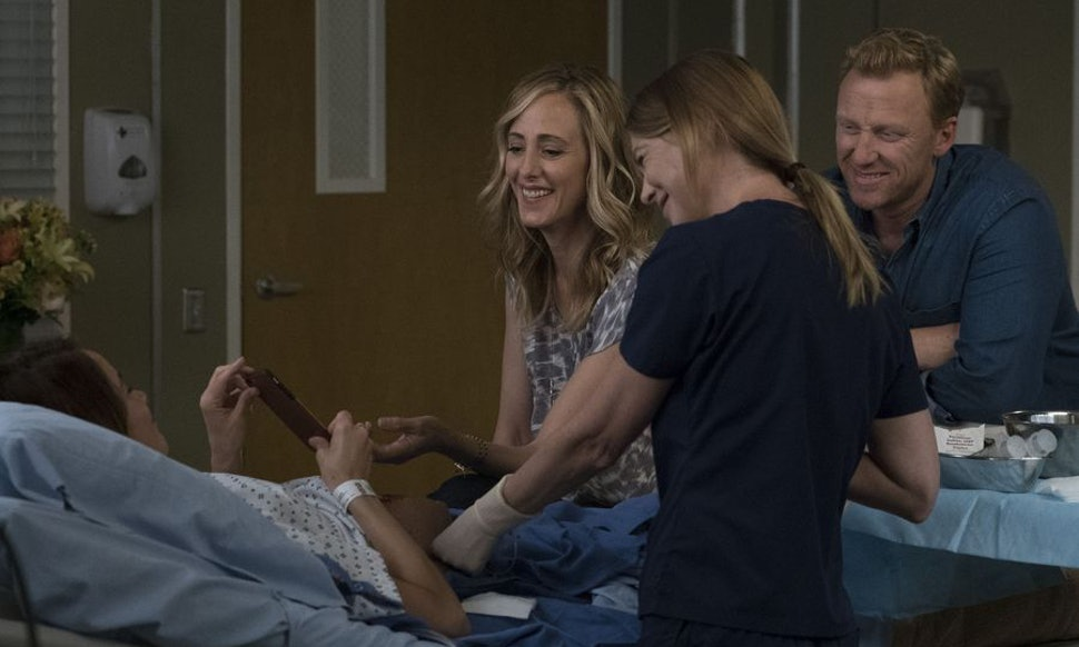 Owens Sister Is Alive On Greys Anatomy Her Return Will Send