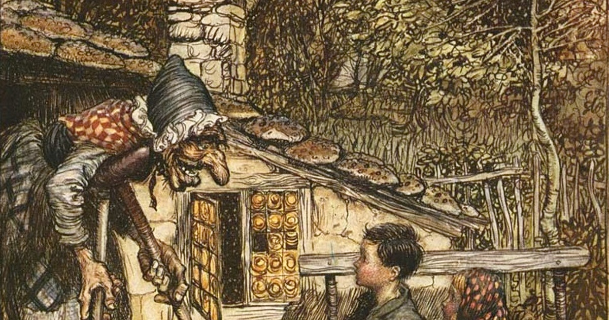 6 Gruesome Origins Of Fairy Tales That Will Ruin Your Childhood Forever